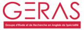 Logo GERAS